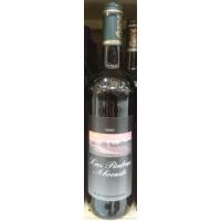 Las Piedras Abocado - Vino Tinto Galdar Rotwein trocken 12,5% Vol. 750ml produziert auf Gran Canaria