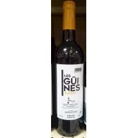 Los Güines - Vino Blanco Weißwein trocken 12,5% Vol. 750ml produziert auf Teneriffa