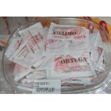 Cafe Ortega - Azucar Blanquilla weißer Zucker in Gastro-Portionstüten je 7g, 500g produziert auf Gran Canaria