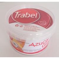 Trabel - Azucar Glass Puderzucker 200g Becher produziert auf Gran Canaria