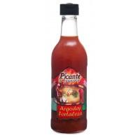 Argodey Fortaleza - Picante Canario Rojo Picon 200ml Flasche produziert auf Teneriffa