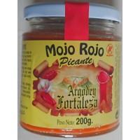 Argodey Fortaleza - Mojo Rojo Picante 200g produziert auf Teneriffa