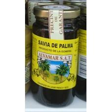 Alvamar S.A.T. - Miel de Palma Palmenhonig 150ml Glas produziert auf La Gomera
