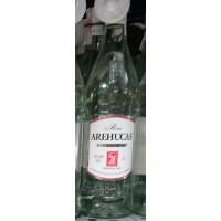 Arehucas - Ron Arehucas Blanco weisser Rum 1l 37,5% Vol. produziert auf Gran Canaria