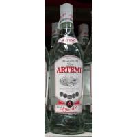 Artemi - Ron Blanco weißer Rum 1l 37,5% Vol. produziert auf Gran Canaria