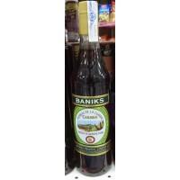 Baniks - Licor de Hierbas de la Cumbre Kräuterlikör 30% Vol. 1l Glasflasche produziert auf Gran Canaria