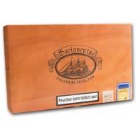 Barlovento - Puros Tubular 25 kanarische Zigarren einzeln in Plastikröhrchen verpackt produziert auf Gran Canaria