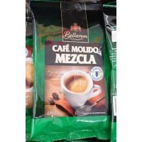 Bellarom - Cafe Molido Mezcla Röstkaffee gemischt gemahlen 250g Tüte produziert auf Gran Canaria