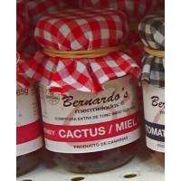 Bernardo's Mermeladas - Cactus-Miel Kaktuskonfitüre extra mit Honig 65g produziert auf Lanzarote