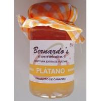 Bernardo's Mermeladas - Banana Confitura extra de Platano Bananenkonfitüre 65g produziert auf Lanzarote