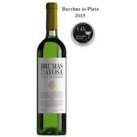 Brumas de Ayosa - Vino Blanco Seco Weißwein trocken 12,5% Vol. 750ml produziert auf Teneriffa