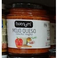 Buenum - Mojo Queso Käsetunke Salsa Canaria 200g produziert auf Teneriffa