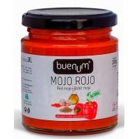 Buenum - Mojo Rojo Sauce Salsa Canaria 200g produziert auf Teneriffa