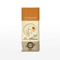 Cafe la Aldeana - Cafe Molido Tueste Natural Röstkaffee gemahlen 250g Tüte produziert auf Gran Canaria