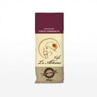 Cafe la Aldeana - Cafe Molido Tueste Torrefacto Röstkaffee gemahlen 250g Tüte produziert auf Gran Canaria