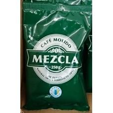 Cafe Molido - Mezcla Kaffee gemahlen Tüte 250g produziert auf Gran Canaria (von Emicela)