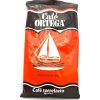 Cafe Ortega - Molido Torrefacto Kaffee gemahlen Tüte 250g produziert auf Gran Canaria