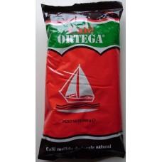 Cafe Ortega - Cafe Molido de Tueste Natural gemahlener Kaffee Tüte 500g produziert auf Gran Canaria