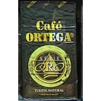 Cafe Ortega - Serie Oro Cafe de Tueste Natural Kaffee 250g produziert auf Gran Canaria