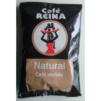 Cafe Reina - Tueste Natural Cafe Molido Röstkaffee gemahlen Tüte 250g produziert auf Teneriffa