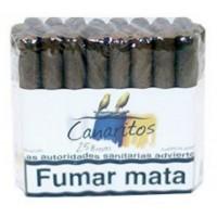Canaritos - Brevas Puros 25 Stück Zigarren produziert auf Teneriffa
