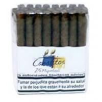 Canaritos - Miguelitos Puros 25 Stück Zigarren produziert auf Teneriffa