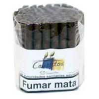 Canaritos - Senoritas Puros 50 Stück Zigarren produziert auf Teneriffa