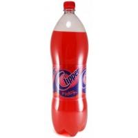Clipper - Fresa Erdbeer-Limonade 1,5l PET-Flasche produziert auf Gran Canaria
