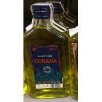 Cobana - Licor de Plátano - Bananenlikör 350ml 30% Vol. produziert auf Teneriffa