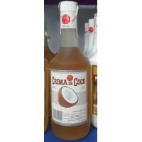 Cocal - Crema de Coco Kokoslikör 24% Vol. 700ml produziert auf Teneriffa