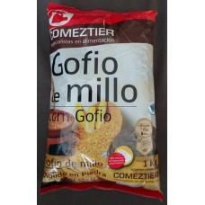 Comeztier - Gofio de Millo Tueste Especial Maismehl geröstet produziert auf Teneriffa
