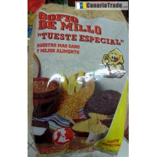 Comeztier - Gofio de Millo Tueste Especial 1kg produziert auf Teneriffa