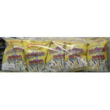 Cumba - Palitos de Papa Sabor Original 37g 5 Tüten Multipack produziert auf Gran Canaria