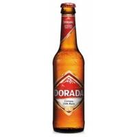Dorada - Pilsen Bier 250ml Glasflasche im 6er-Pack 4,7% Vol. produziert auf Teneriffa
