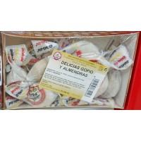 Dulceria Nublo - Delicias Gofio y Almendras Gofio-Mandel-Gebäck 350g produziert auf Gran Canaria