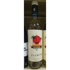 Bodega El Grifo - Vino Blanco Malvasia Semidulce Weißwein halbtrocken 12,5% Vol. 750ml produziert auf Lanzarote