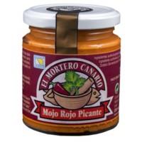 El Mortero Canario - Mojo Rojo Picante 230ml produziert auf Teneriffa