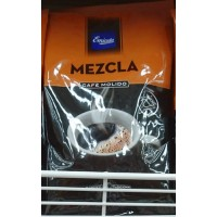 Emicela - Cafè Molido Mezcla Röstkaffee gemahlen Tüte 250g produziert auf Gran Canaria