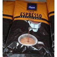 Emicela - Cafè Profesional Espresso Mezcla 50/50 Röstkaffee ganze Bohnen 1kg Tüte produziert auf Gran Canaria