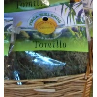 Finca Meleros - Tomillo - kanarischer Thymian 20g produziert auf Gran Canaria
