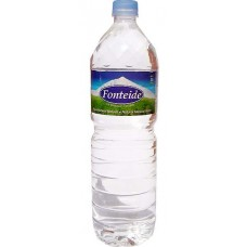 Fonteide - Agua Mineral Natural Mineralwasser ohne Kohlensäure 1,5l PET-Flasche produziert auf Teneriffa