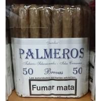 Guanches Palmeros 50 Brevas Zigarren produziert auf Gran Canaria