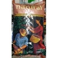 Hacendado - Cafe en Grano sabor natural Nr. 1 Kaffee ganze Bohnen 1000g Tüte produziert auf Teneriffa