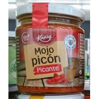 Kania - Mojo Picon Picante Salsa Sauce 200g produziert auf Teneriffa