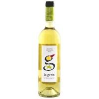Bodega La Geria - Vino Blanco Malvasia Volcánica Semidulce Weißwein halbtrocken 11,5% Vol. 750ml produziert auf Lanzarote