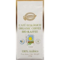 Lezzato - Café Ecologico molido Bio-Kaffee geröstet gemahlen 250g produziert auf Teneriffa