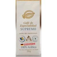 Lezzato - Café de Especialidad Supremo molido Röstkaffee gemahlen 250g produziert auf Teneriffa