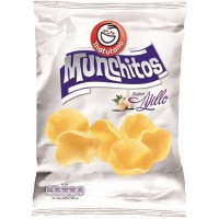 Matutano - Munchitos Chips Ajillo Knoblauch 70g produziert auf Gran Canaria