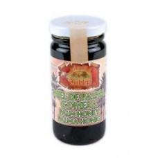 Argodey Fortaleza - Savia de Palma Canaria Miel Palmensirup Glas 195g produziert auf Teneriffa