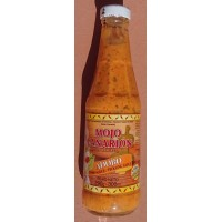 Mojo Canarion - Mojo Adobo Sauce 300ml/290g Flasche produziert auf Gran Canaria